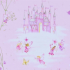 Tapet Kids - Fairy Castle