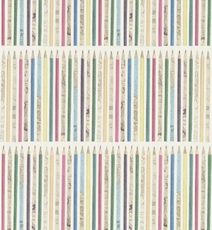 Tapet Kids - Scribbler - Tapet Kids - Scribbler Multi