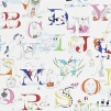 Tyg Kids - Alphabet Zoo - Tyg Kids - Alphabet Zoo Multi