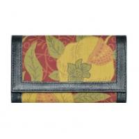 Plånbok William Morris - Fruit Röd