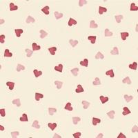 Tyg Emma Bridgewater - Hearts