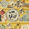 Tyg Emma Bridgewater - The Dresser - Tyg Emma Bridgewater - The Dresser Gul