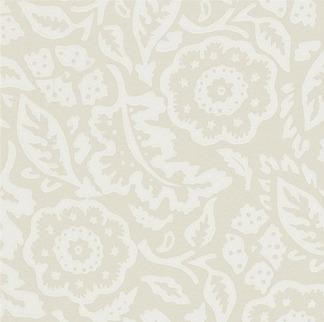 Tapet Emma Bridgewater - Floral Damask - EB Tapet Floral  Damask Beige