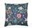 William Morris 1 Kudde b Mörkblå