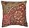 William Morris 1 Kudde Honeysuckle and Tulip Röd