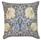 William Morris 1 Kudde Pimpernel Mörkblå