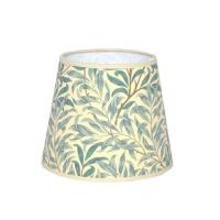 Lampskärm William Morris - Willow Bough Minor Rund 14 Grön