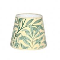 Lampskärm William Morris - Willow Bough Rund 14 Ljus