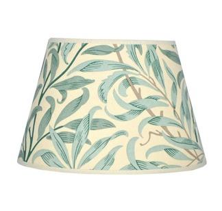 Lampskärm William Morris - Willow Bough Oval 17 Ljus