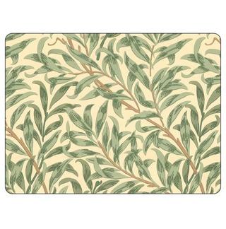 Bordstablett William Morris - Willow Bough Grön - Bordstablett William Morris-  Willow Bough Grön