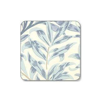 Coasters William Morris - Willow Bough Blå