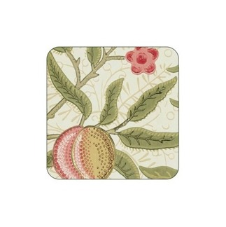 Coasters William Morris - Fruit Vit