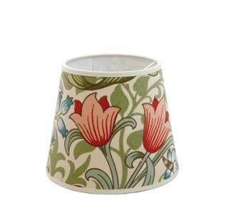 Lampskärm William Morris - Golden Lily Creme 14