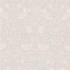Tyg Pure William Morris - Strawberry Thief Broderad - Tyg Pure William Morris - Strawberry Thief Broderad Grå