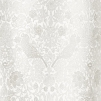 Tyg Pure William Morris - Strawberry Thief Broderad - Tyg Pure William Morris - Strawberry Thief Broderad Vit