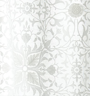 Tyg Pure William Morris - Net Ceiling Applique - Tyg Pure William Morris - Net Ceiling Applique Vit