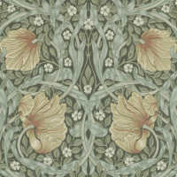 Tapet William Morris - Pimpernel