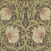 Tapet William Morris - Pimpernel - Tapet William Morris - Pimpernel Bullrush/Russet