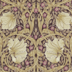 Tapet William Morris - Pimpernel - Tapet William Morris - Pimpernel Fig/Sisal