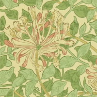 Tapet William Morris - Honeysuckle