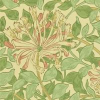 Tapet William Morris - Honeysuckle