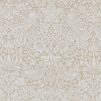 Tyg Pure William Morris - Strawberry Thief - Tyg Pure William Morris - Strawberry Thief Beige
