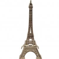 Eiffeltorn Silver