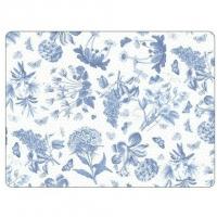 Bordstablett Pimpernel - Botanic Blue