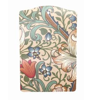Skärbräda William Morris - Golden Lily Creme