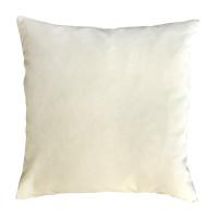 Kudde sammet -  Antique white