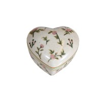 Hjärtask - Små rosor