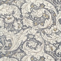 Tyg Pure William Morris - Bachelors Button Print