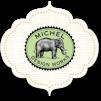 Tvål - Michel Design Works - Indigo Cotton