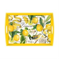 Decoupage Bricka Michel Design Works - Lemon Basil