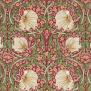 Tyg William Morris - Pimpernel - William Morris Pimpernel Röd