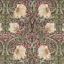 Tyg William Morris - Pimpernel - William Morris Pimpernel Lila