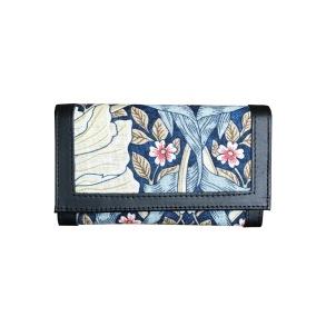 Plånbok William Morris - Pimpernel Blå - Plånbok William Morris - Pimpernel Blå