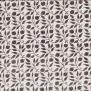 Tyg William Morris - Rosehip - William Morris Rosehip Svart