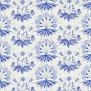 Tyg William Morris - Primrose & Columbine - William Morris Primrose & Columbine Blå