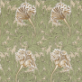 Tyg William Morris - Tulip - William Morris Tulip Grön