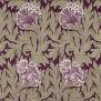 Tyg William Morris - Tulip - William Morris Tulip Lila