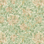 Tyg William Morris - Honeysuckle - Tyg Honeysuckle Beige