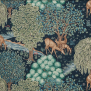 Tyg William Morris - The Brook Linne