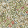 Tyg William Morris - Golden Lily - Golden Lily Beige