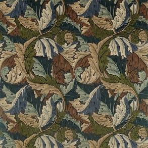 Tyg William Morris - Acanthus - Tyg Acanthus Blå