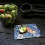 Skärbräda William Morris - Strawberry Theif Blå
