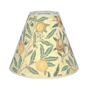 Lampskärm William Morris - Fruit Minor med Toppring 19