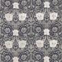 Tyg Pure William Morris - Honeysuckle & Tulip Embroidery - Tyg Pure William Morris - Honeysuckle & Tulip Embroidery Ink