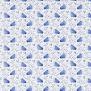 Tyg William Morris - Swans - William Morris Swans Blå