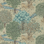Tapet William Morris - The Brook